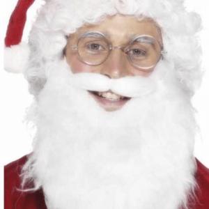 Køb julemands-skæg her