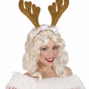 Sjove rensdyr horn til juleaften