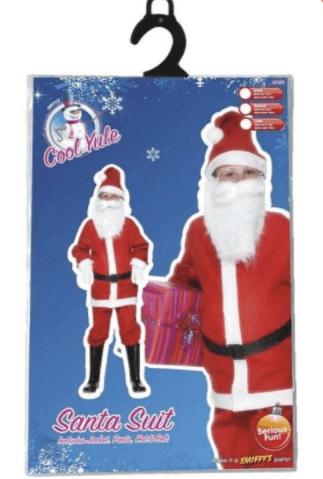 Julekostume til drenge