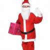 Julemandskostume til dreng