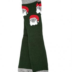 Grønne julestrømper