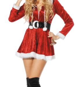 Sexet julekjole