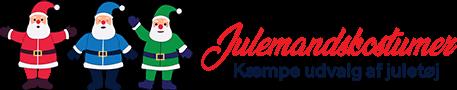 julemandskostumer logo