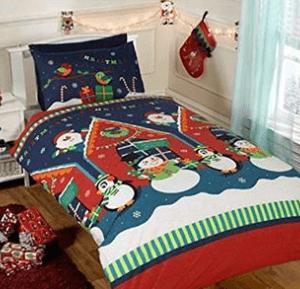 Jule sengetøj køb