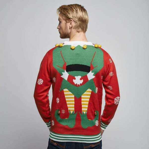 Alf julesweater