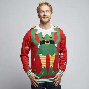 Alf juletrøjen