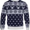 Flot klassiske julesweater