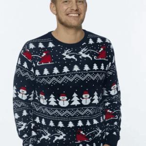 Den flotte og stilede julesweater