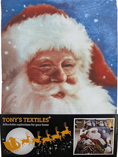 Father Christmas julesengetøj