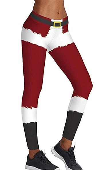 Flotte Womens Christmas Leggings