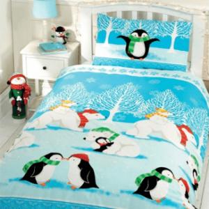 Jule Sengetøj - Julekram