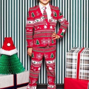 jule jakkesæt børn