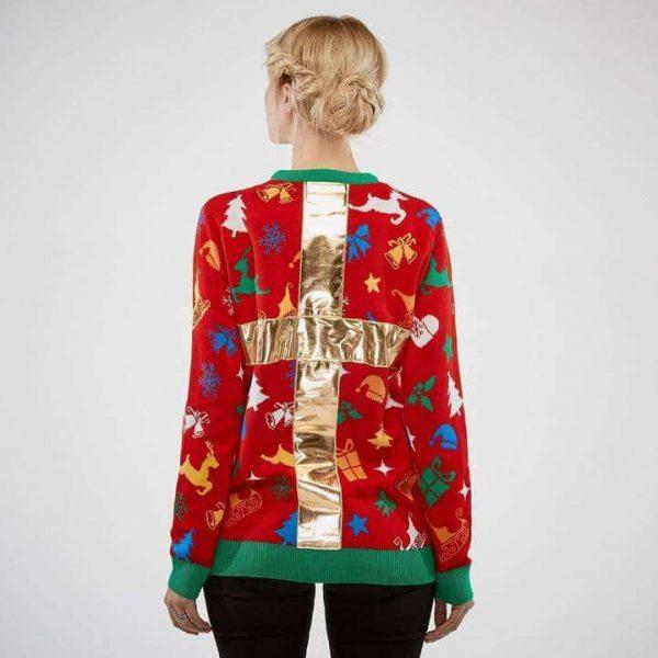 Julegave julesweater til dame