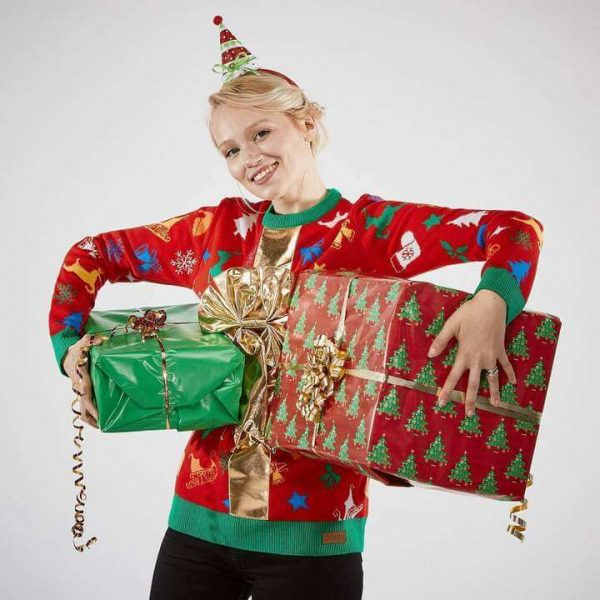 Julegave juletrøje