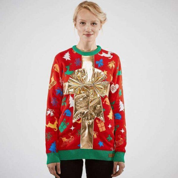 Julegave julesweater