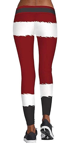 Røde Womens Christmas leggings