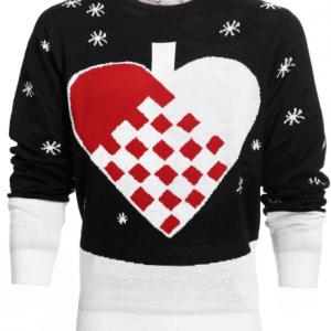 Rustik julesweater