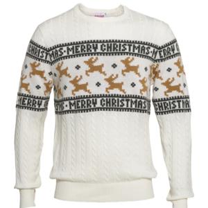 Elegant julesweater