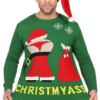 ChristMyAss Jule Sweater