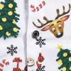Flot hvid juleskjorte