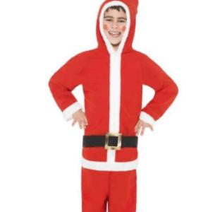 Julemands heldragt til børn