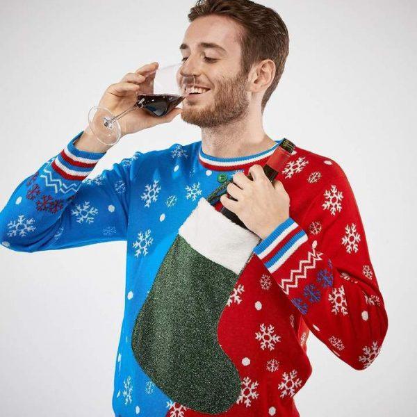 Vinsweater juletrøje