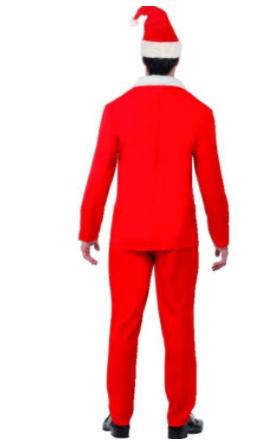 julemands Jakkesæt kostume