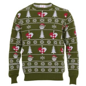 Børne julesweater