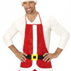 Julemandens forklæde