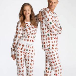 Julepyjamas med peberkager